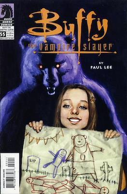 Buffy the Vampire Slayer (1998-2003) (saddle-stitched) #55