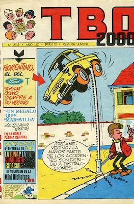 TBO 2000 - El TBO (Grapa) #2112