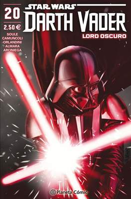Star Wars: Darth Vader. Lord Oscuro (Grapa 40 pp) #20