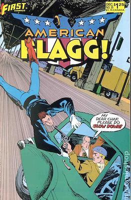 American Flagg! (Comic book) #35