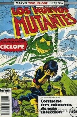 Los Nuevos Mutantes (1986) (Retapado Rústica) #12