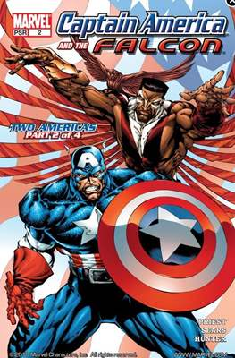 Captain America and The Falcon (Comic-book) #2