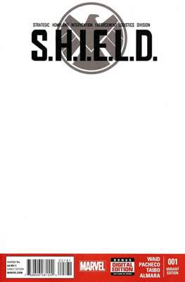 S.H.I.E.L.D. Vol 3 (Variant Covers)