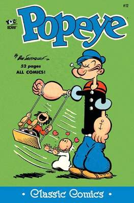 Popeye #12