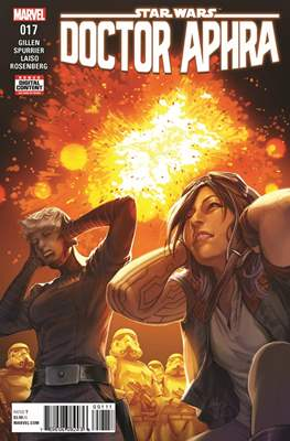 Star Wars: Doctor Aphra (Comic Book) #17