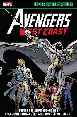 Avengers West Coast Epic Collection #2