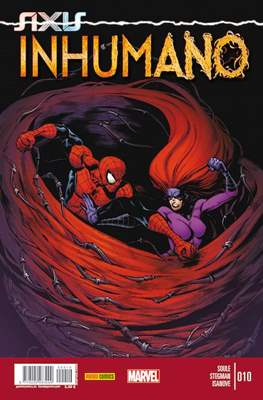 Inhumano / Inhumanos (2014-2018) (Grapa) #10