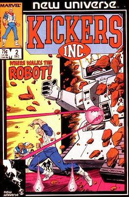Kickers, Inc. (Comic-book.) #2
