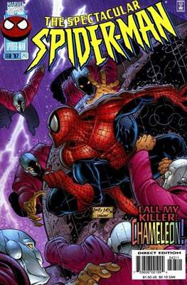 The Spectacular Spider-Man Vol. 1 (Comic Book) #243
