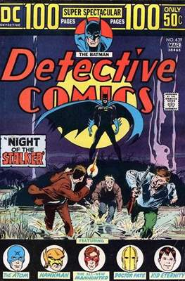 Detective Comics Vol. 1 (1937-2011; 2016-) (Comic Book) #439