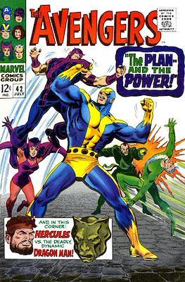 The Avengers Vol. 1 (1963-1996) (Grapa) #42