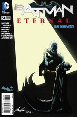 Batman Eternal (2014-2015) (Comic-Book) #34