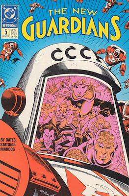 New Guardians Vol 1: (1988-1989) (comic-book.) #5