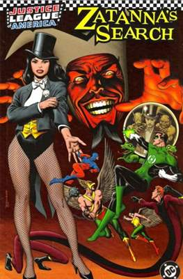 Justice League of America: Zatanna's Search
