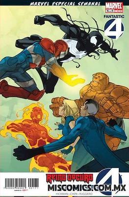 Reinado Oscuro: Fantastic Four (Grapa) #5
