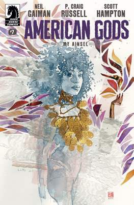American Gods: My Ainsel (Variant Covers) (Comic Book) #7