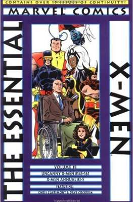 The Essential X-Men (Softcover) #3