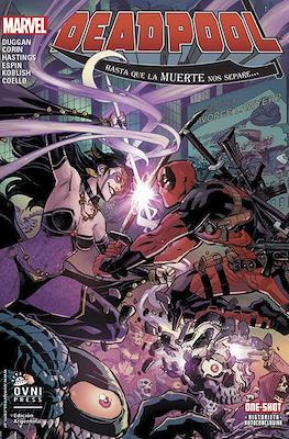 Deadpool: Hasta que la muerte nos separe...