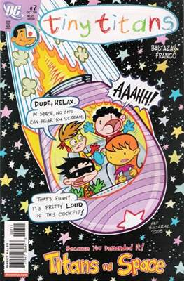 Tiny Titans (Comic-Book) #7