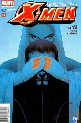 Astonishing X-Men (Grapas) #2