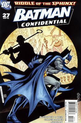Batman Confidential (2007-2011) (Comic Book) #27
