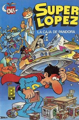 Superlópez. Colección Olé! #8