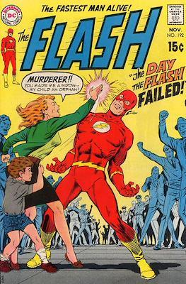 Flash Vol. 1 (1959-1985) (Comic Book 32 pp) #192