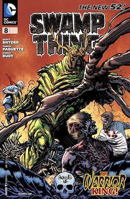 Swamp Thing Vol. 5 (2011-2015) #8