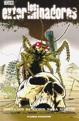 Los exterminadores (Rústica 128-168 pp) #5
