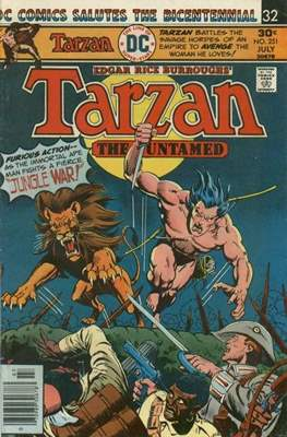 Tarzan (Comic-book) #251
