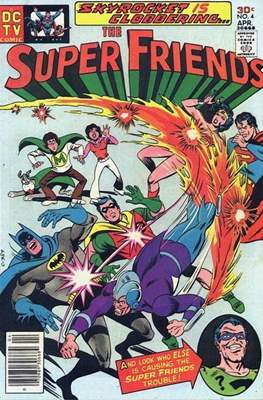 Super Friends Vol.1 (1976-1981) (Grapa, 32 págs.) #4