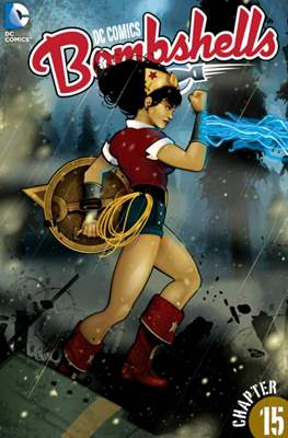 DC Comics: Bombshells (Digital) #15