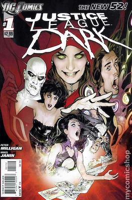 Justice League Dark Vol. 1 (2011-2015 Variant Cover)