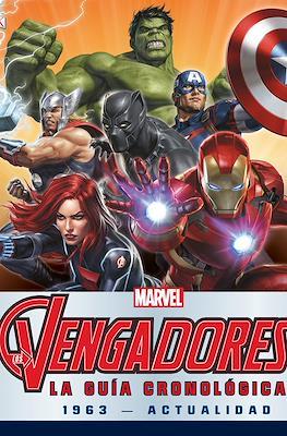 Los Vengadores. La guía cronológica