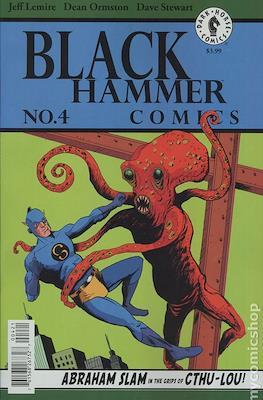 Black Hammer (Variant Covers) (Comic Book) #4