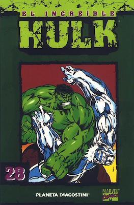 Coleccionable El Increíble Hulk (2003-2004) #28