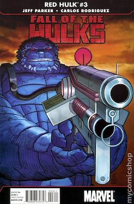 Fall of the Hulks Red Hulk (Comic Book 40-32 pp) #3