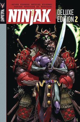 Ninjak Deluxe Edition #2