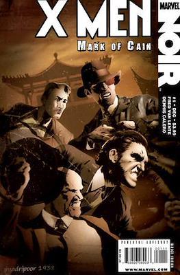 X Men Noir: Mark of Cain #1