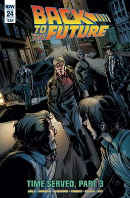 Back to the Future #24