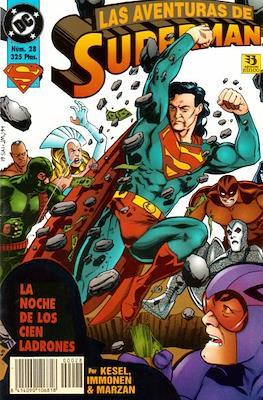 Superman (1993-1996) (Grapa 48-72 pp) #28