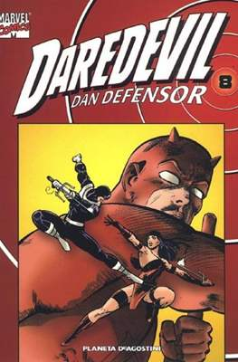 Coleccionable Daredevil / Dan Defensor #8