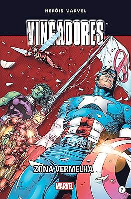 Heróis Marvel - Série I #7