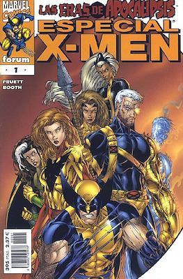Especial X-Men. Las eras de Apocalipsis (2001)