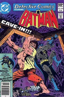 Detective Comics Vol. 1 (1937-2011; 2016-) (Comic Book) #499