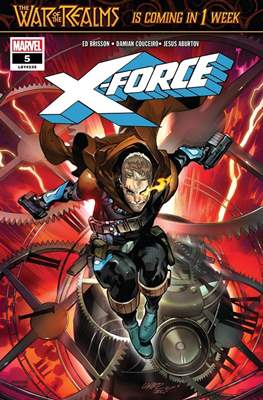 X-Force Vol. 5 (2018- ) (Comic Book) #5