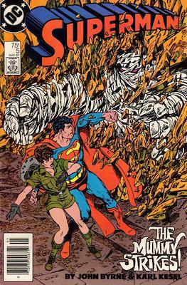Superman Vol. 2 (1987-2006) #5