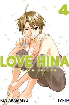 Love Hina - Edición Deluxe (Rústica con sobrecubierta) #4