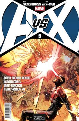 AvsX: Vengadores vs X-Men #9