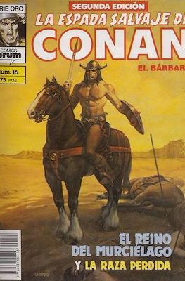 La Espada Salvaje de Conan Vol. 1. 2ª edición (Grapa. 64 páginas) #16